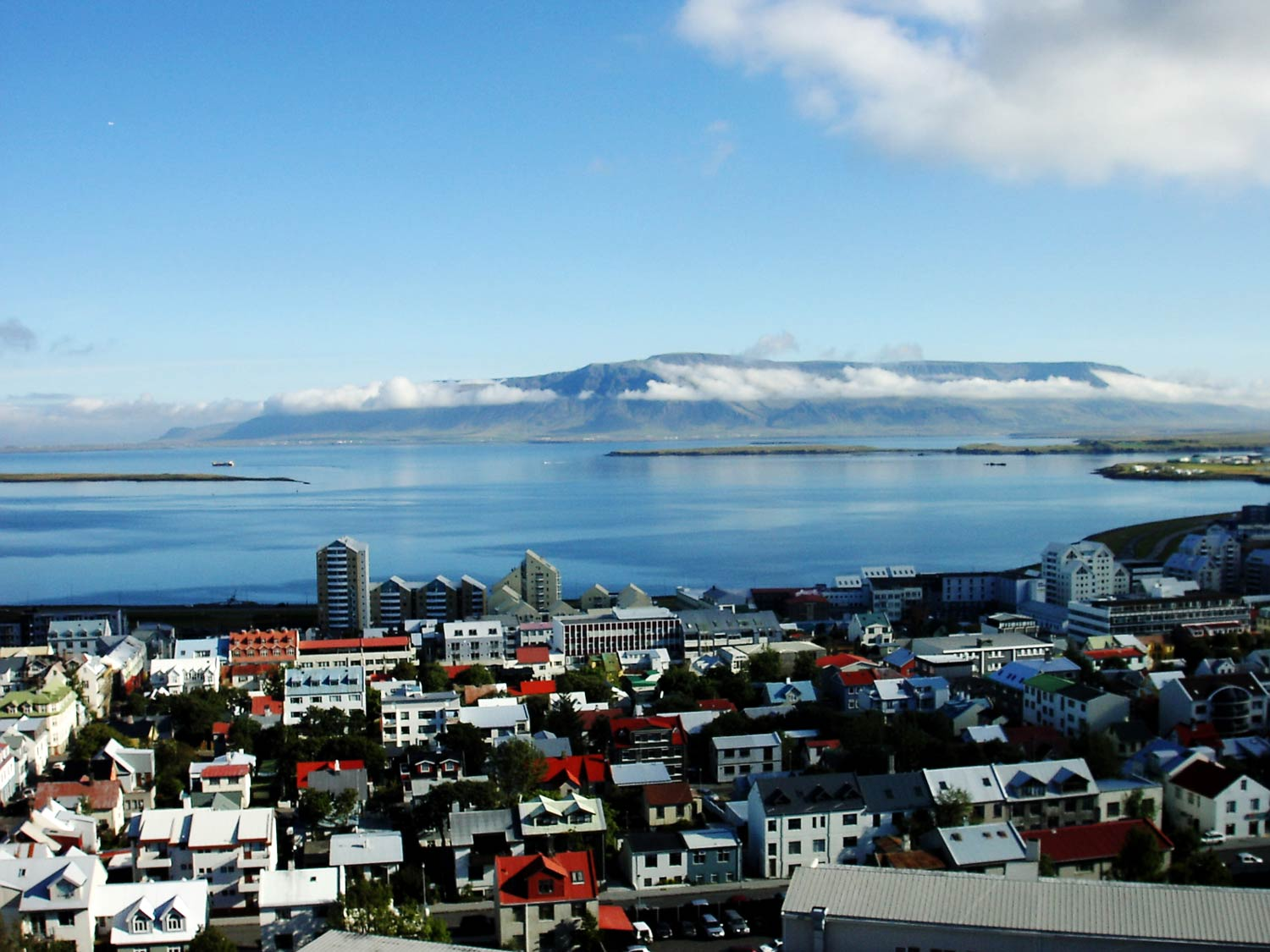 You are currently viewing Reykjavik