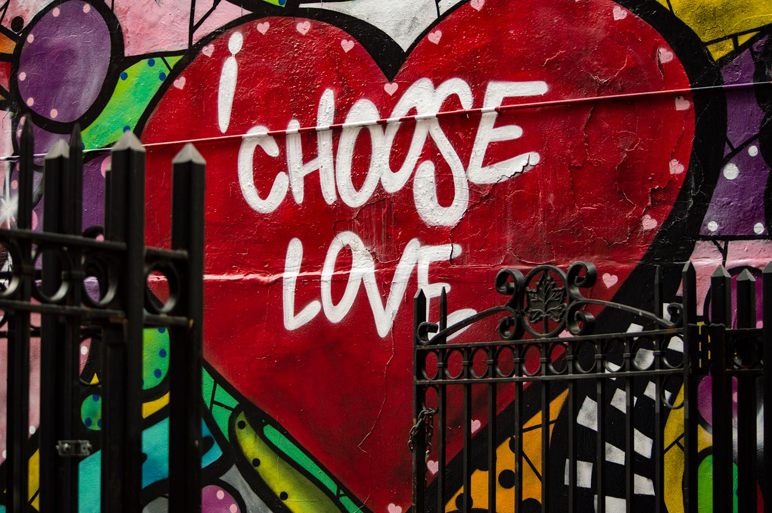 You are currently viewing I Chose Love